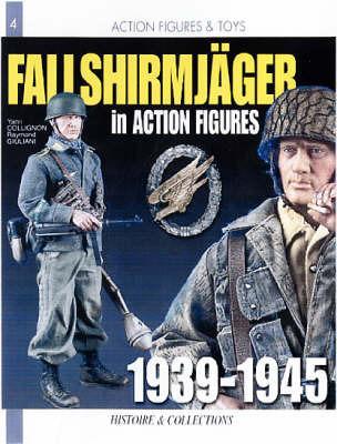 12 Inch Fallschirmjager by Raymond Giuliani