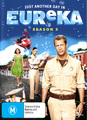 Eureka - Season 3 (4 Disc Set) on DVD