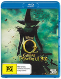 Oz: The Great And Powerful 3D DVD