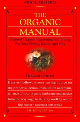 The Organic Manual by Howard Garrett image