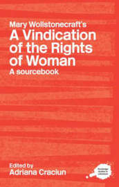 Mary Wollstonecraft's A Vindication of the Rights of Woman image