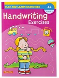 Gillian Miles - A4 Play & Learn - Handwriting: Book 2