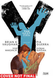 Y The Last Man Book Five by Brian K Vaughan