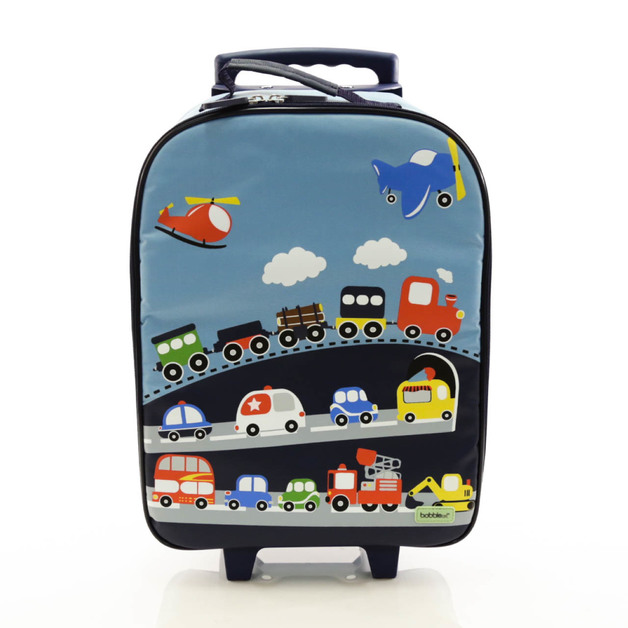 BobbleArt Wheelie Travel Bag - Traffic  878b354ad5608