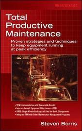 Total Productive Maintenance by Steve Borris image