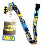 Batman Logo/Character Lanyard
