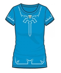 Zelda: Breath of the Wild - Cosplay T-Shirt (Small)