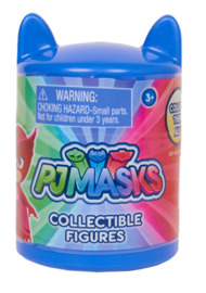 PJ Masks: Collectible Figure Capsule - (Blind Box)