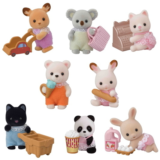 Sylvanian Families: Baby Shopping Mystery Figure - (Blind Bag) image
