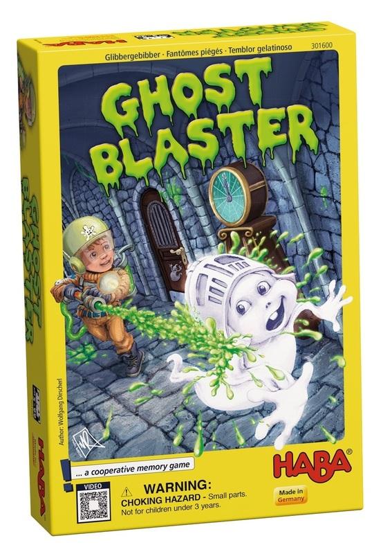 Ghost Blaster - Children's Game