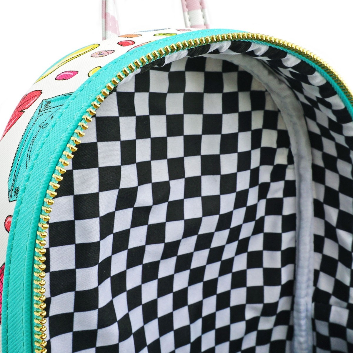 Loungefly: Harry Potter - Honeydukes Collage Mini Backpack image
