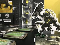 King of Tokyo: Dark Edition - LE Board Game image