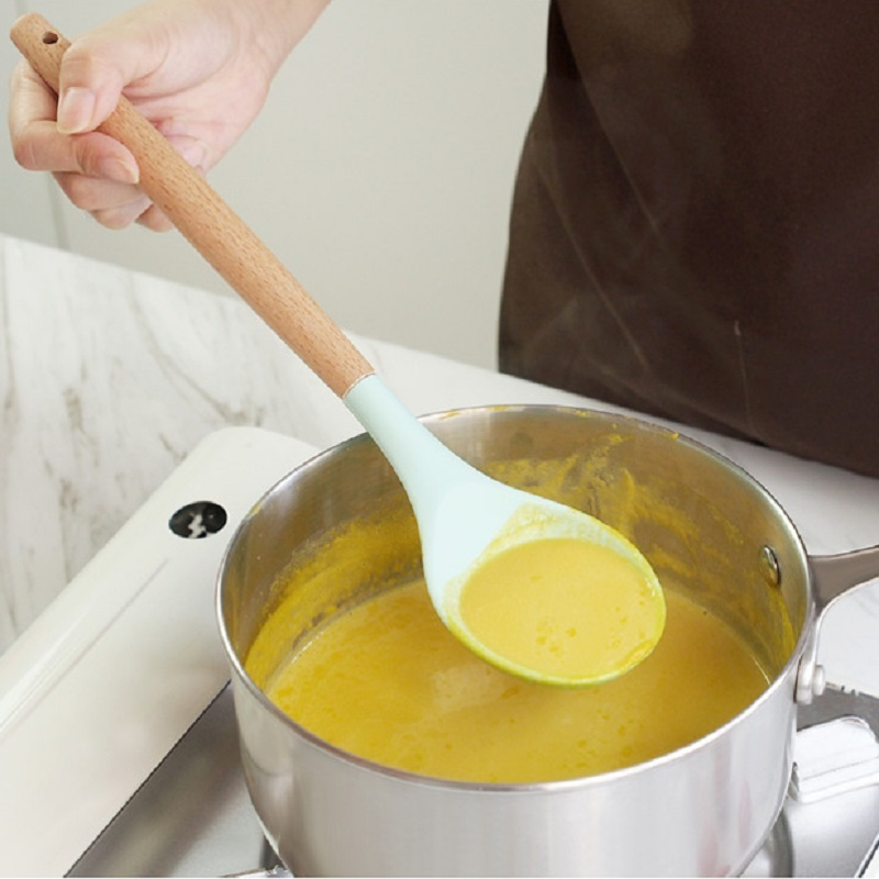 Ape Basics: Silicone Kitchen Utensil Set (13 Pieces) image