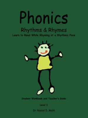 Phonics Rhythms and Rhymes I by Dr Rasool D. Malik image