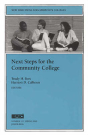Next Steps for the Community College image