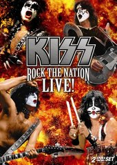 KISS - Rock The Nation: Live! (2 Disc Set) on DVD