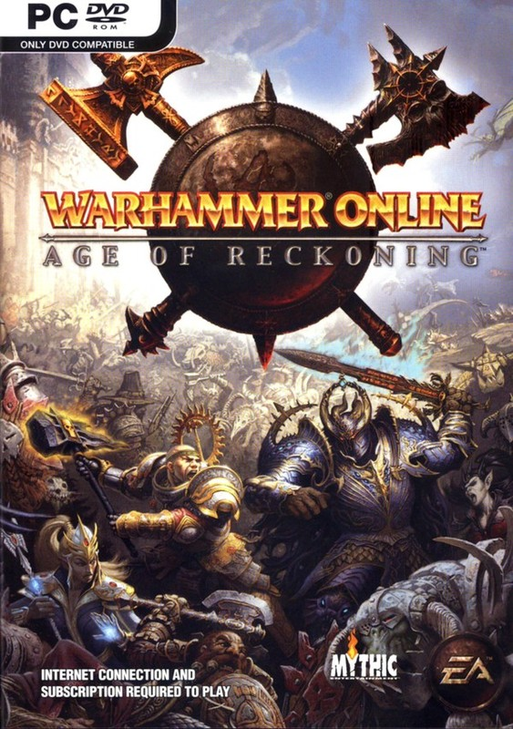 Warhammer Online: Age of Reckoning for PC Games