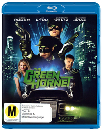 The Green Hornet on Blu-ray