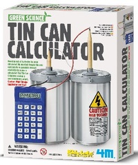 4M: Green Science - Tin Can Calculator