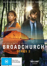 Broadchurch - Season Two on DVD
