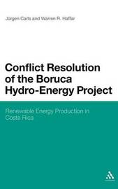 Conflict Resolution of the Boruca Hydro-Energy Project by Jurgen Carls image