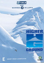 Warren Miller's Higher Ground on DVD