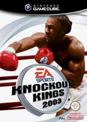 Knockout Kings 2003 for GameCube