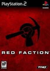 Red Faction for PlayStation 2