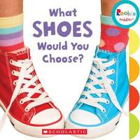 What Shoes Would You Choose? by Pamela Chanko