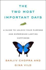 The Two Most Important Days by Sanjiv Chopra