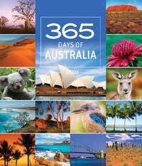 365 Days in Australia 2018 Deluxe Wall Calendar