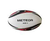 Silver Fern Meteor Rugby Ball (Size 5)
