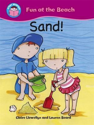 Sand! by Claire Llewellyn image