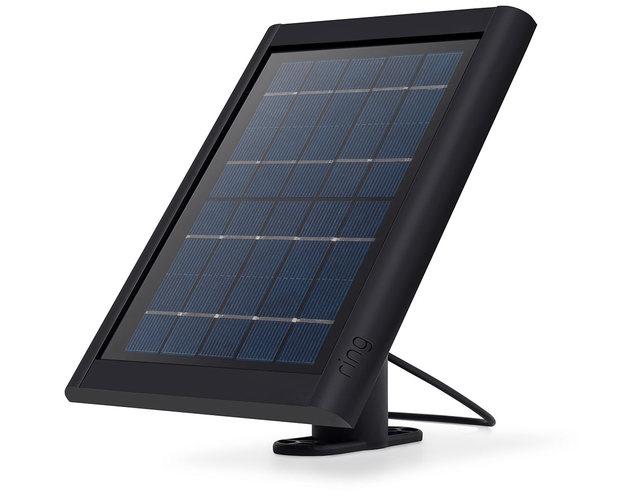 Ring: Spotlight Solar Panel - Black