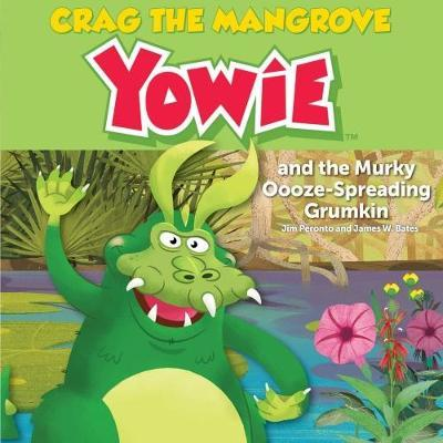 Crag the Mangrove Yowie by Jim Peronto