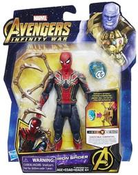 "Avengers Infinity War: Iron Spider - 6"" Action Figure"