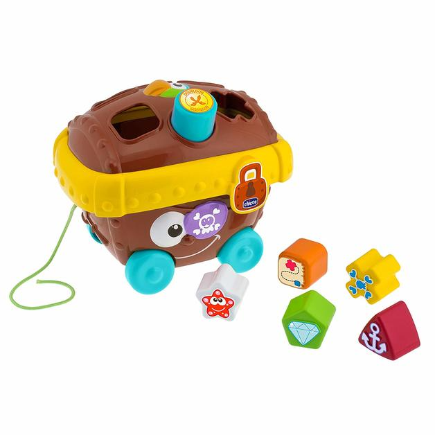 Chicco: Pirates Treasure Chest