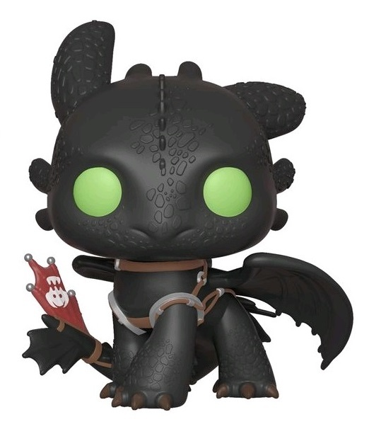 How To Train Your Dragon 3: Toothless - Pop! Vinyl Figure