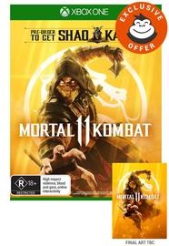 Mortal Kombat 11 Steelbook Edition for Xbox One