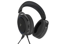 Corsair HS50 Pro Gaming Headset (Blue) for PC