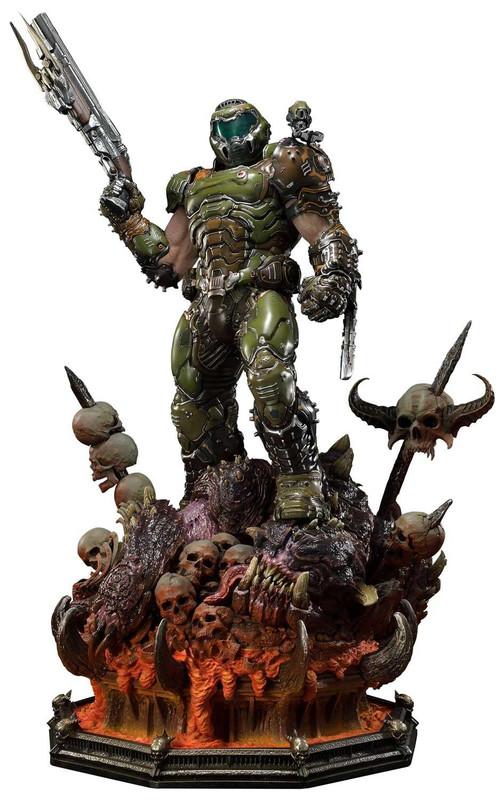 """Doom: Eternal - Doom Slayer - 43"""" Premium Statue"""
