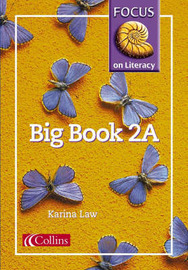 Focus on Literacy: 2A: Big Book by Karina Law image