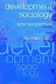 Development Sociology by Norman Long image