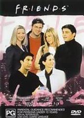 Friends Series 6 Vol 2 on DVD
