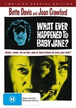 What Ever Happened To Baby Jane? - Special Edition (2 Disc Set) on DVD
