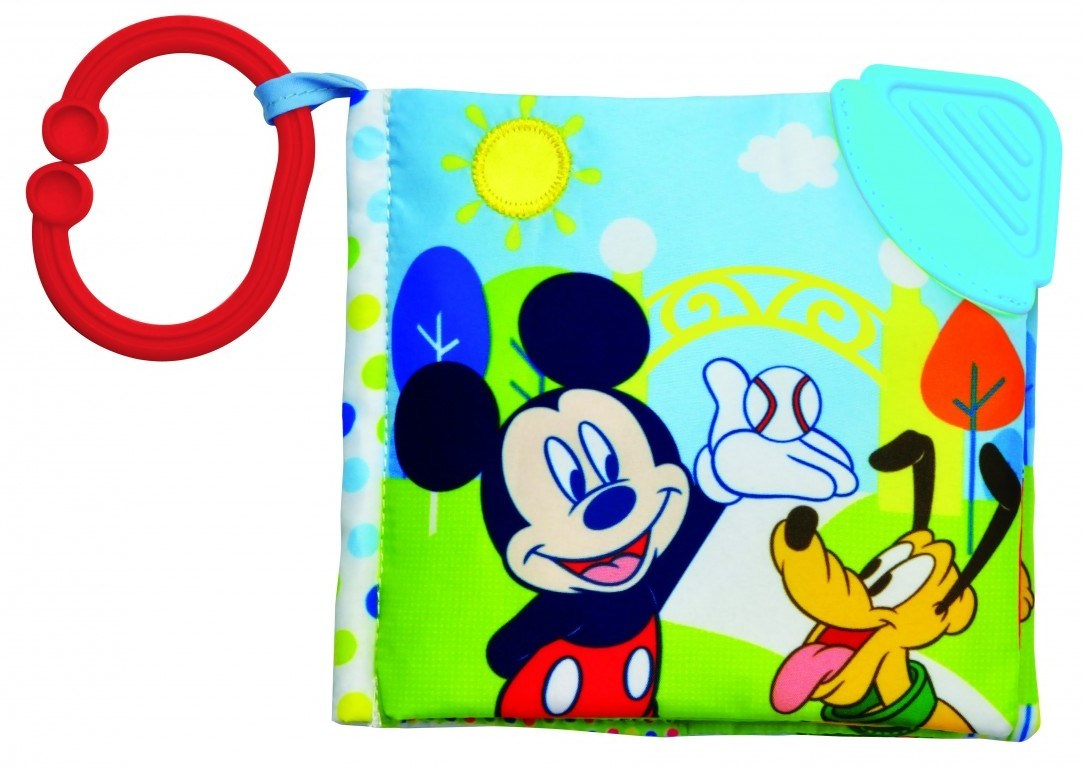 Mickey Mouse Soft Book image