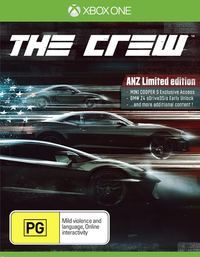 The Crew ANZ Limited Edition for Xbox One