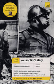 Mussolini's Italy by David Evans image