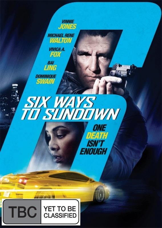 6 Ways to Sundown on DVD