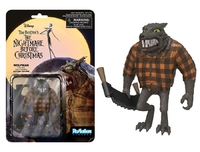 NBX: Wolfman - ReAction Figure